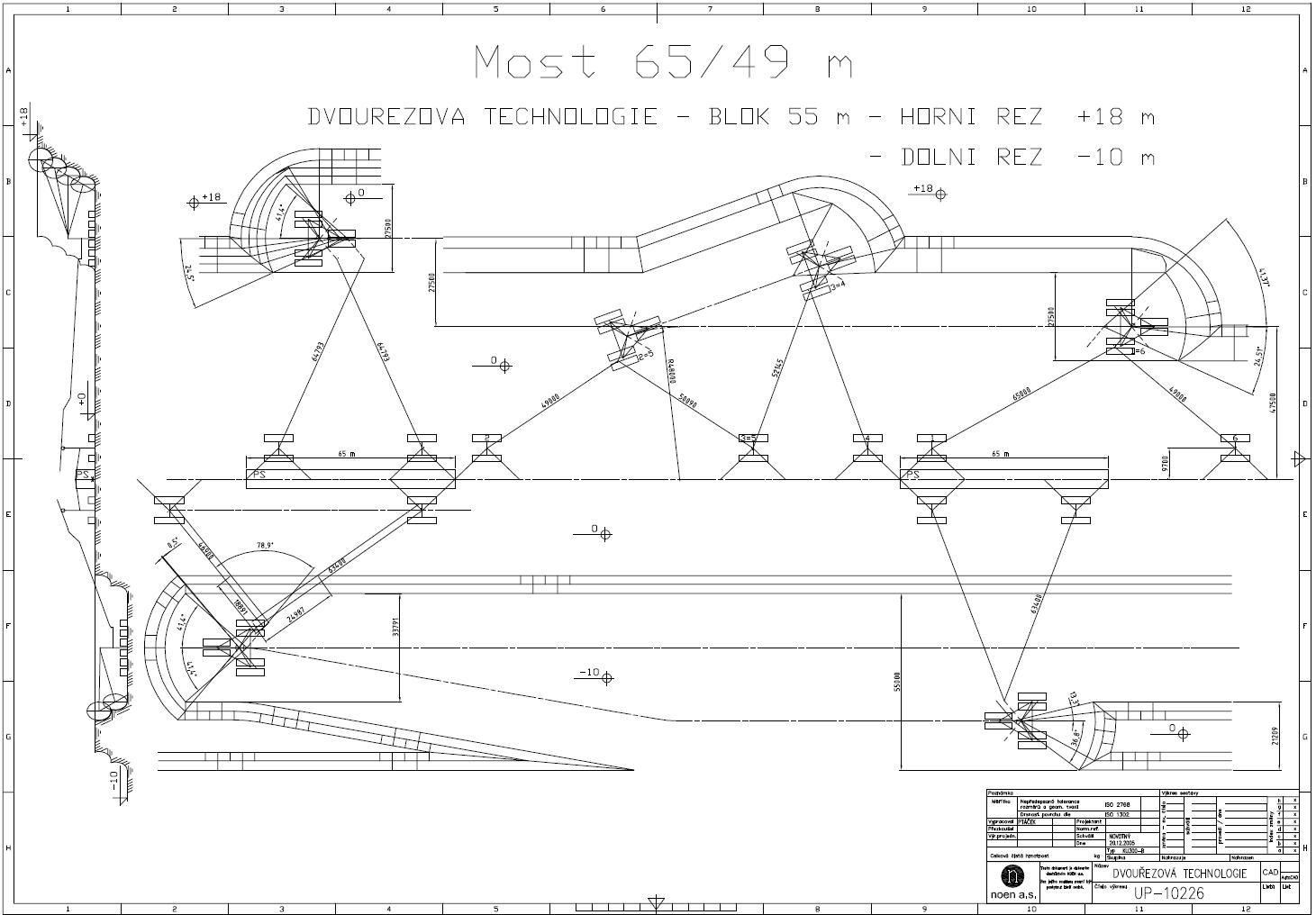 Ku300 Bucket Wheel Excavator Reconstruction Study Noen As Schematic O5 Pic01 O4